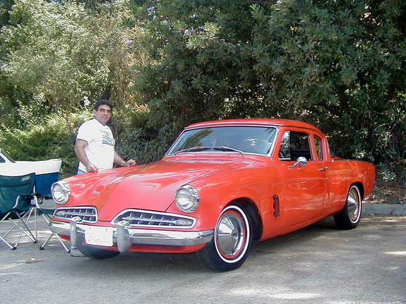 Another rk342267 1954 Studebaker Champion post... - 10947676