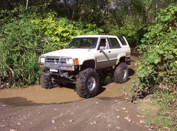 ChevyGuy00 1985 Toyota 4Runner