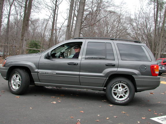 Stkks 2002 Jeep Grand Cherokee Specs Photos Modification Info at