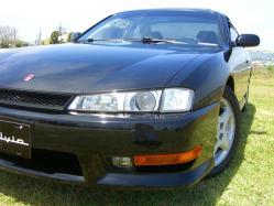 Xer06siXs 1997 Nissan 240SX
