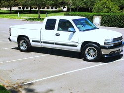 mad99s 1999 Chevrolet Silverado 1500 Regular Cab