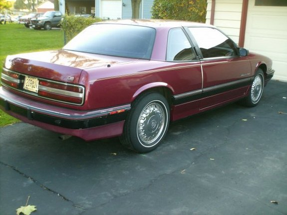 Another ktownroyale 1990 Buick Regal post... - 10949334