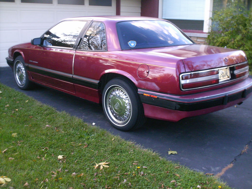 Another ktownroyale 1990 Buick Regal post... - 10949348