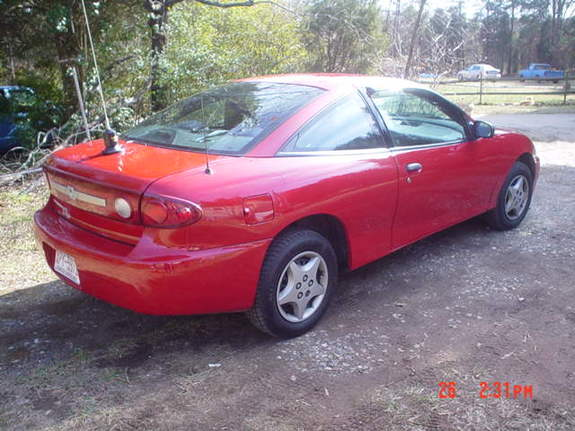 Another newshades 2003 Chevrolet Cavalier post... - 10951266