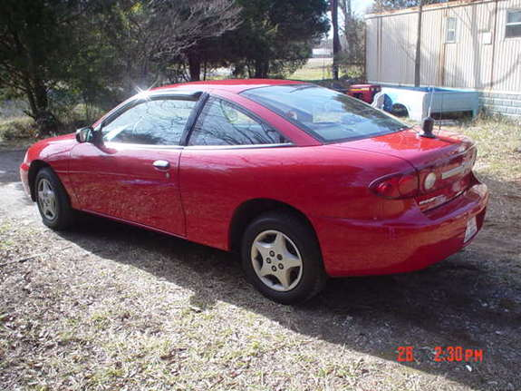 Another newshades 2003 Chevrolet Cavalier post... - 10951267
