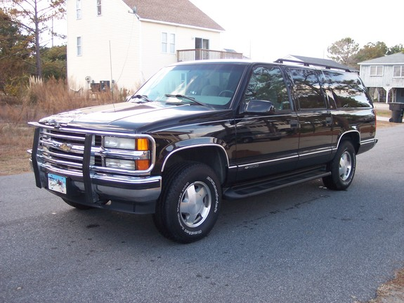 69gal 1999 chevrolet suburban 1500 specs photos modification info at cardomain. Black Bedroom Furniture Sets. Home Design Ideas