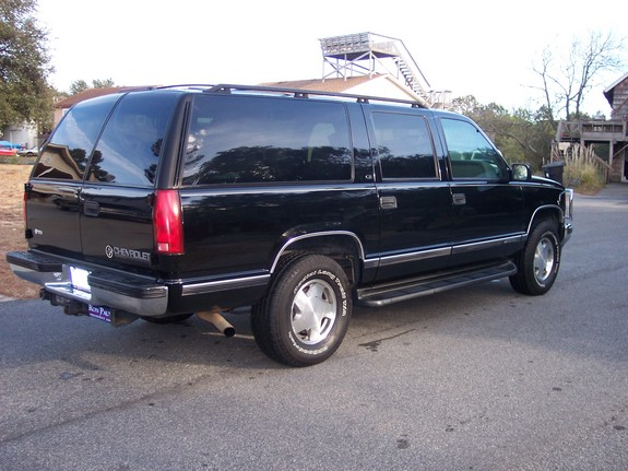 69gal 1999 Chevrolet Suburban 1500 Specs Photos