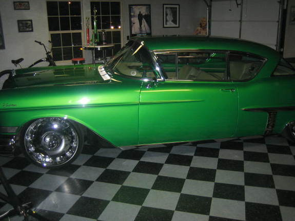 Another abrand05 1957 Cadillac DeVille post... - 10957749