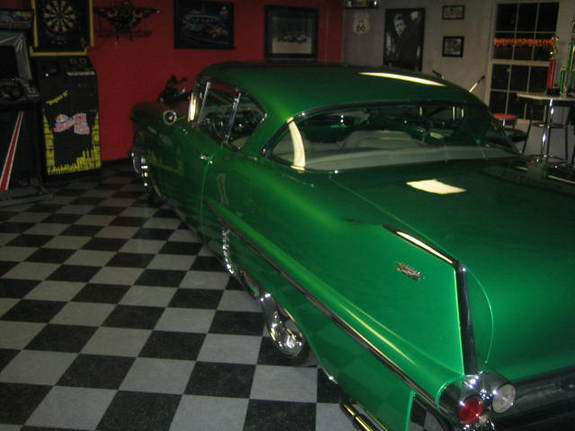 Another abrand05 1957 Cadillac DeVille post... - 10957750
