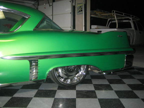 Another abrand05 1957 Cadillac DeVille post... - 10957753