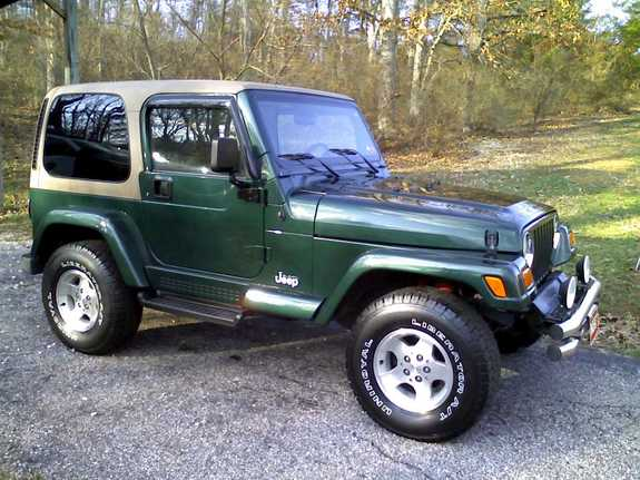 Another jmoore289 2000 Jeep Wrangler post... - 10971037