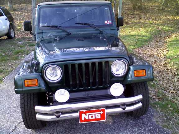Another jmoore289 2000 Jeep Wrangler post... - 10971038
