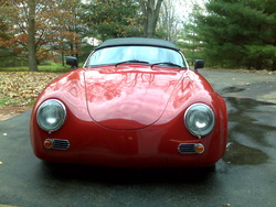 richsmiths 1957 Porsche 356