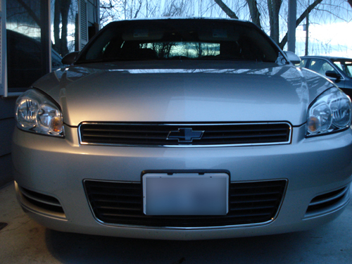 Another Chevy_Smiles 2006 Chevrolet Impala post... - 10952618