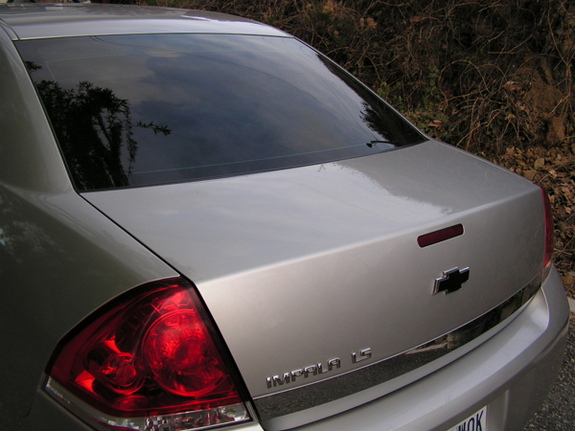 Another Chevy_Smiles 2006 Chevrolet Impala post... - 10952637