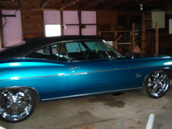 october1977s 1968 Chevrolet Impala