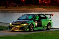 GreenEvos 2004 Mitsubishi Lancer