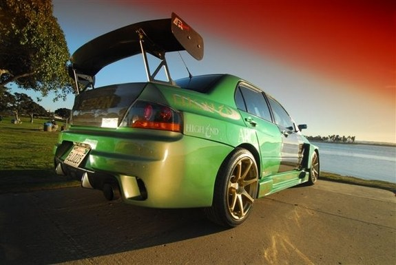 Another GreenEvo 2004 Mitsubishi Lancer post... - 10954376