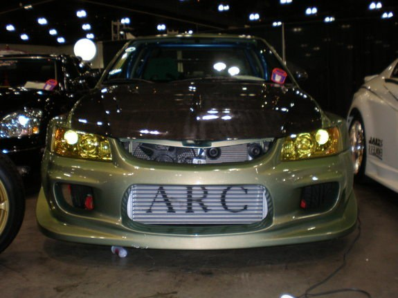 Another GreenEvo 2004 Mitsubishi Lancer post... - 10954379