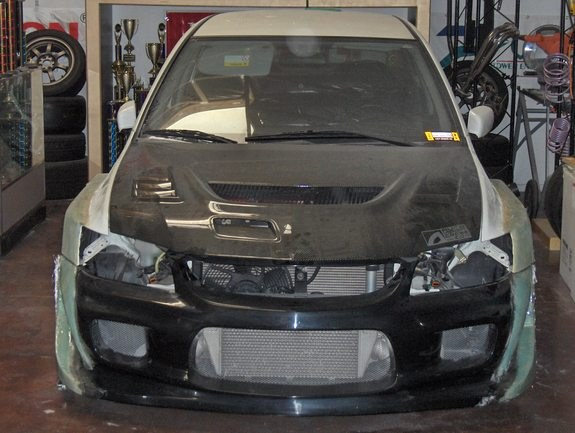 Another GreenEvo 2004 Mitsubishi Lancer post... - 10954398