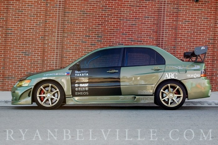 Another GreenEvo 2004 Mitsubishi Lancer post... - 10954412
