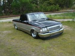 Highmesss 1999 Ford Ranger Regular Cab