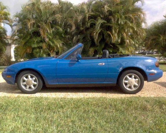 blueovalmiata 1990 mazda miata mx 5 specs photos. Black Bedroom Furniture Sets. Home Design Ideas