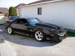 Blackbirdl98s 1989 Pontiac Trans Am