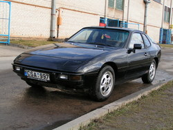 DimaTs 1979 Porsche 924
