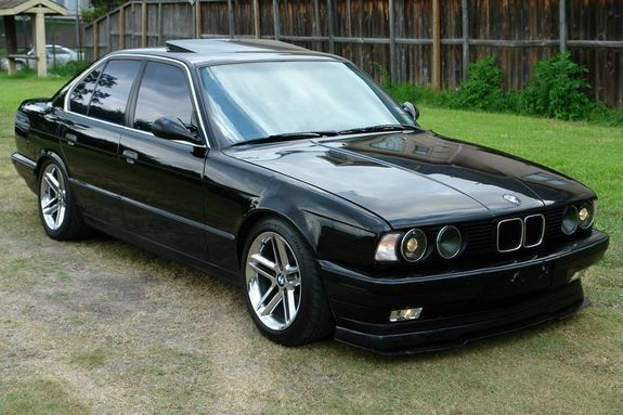 Fukzaz 1995 Bmw 5 Series Specs Photos Modification Info