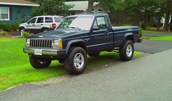 jim92s 1987 Jeep Comanche Regular Cab