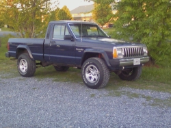 jim92s 1987 Jeep Comanche 