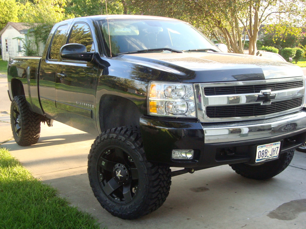 dc htx 2007 chevrolet silverado 1500 regular cab specs. Black Bedroom Furniture Sets. Home Design Ideas