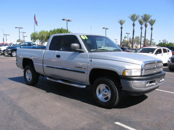 silverram01 2001 dodge ram 1500 regular cab specs photos modification info at cardomain. Black Bedroom Furniture Sets. Home Design Ideas