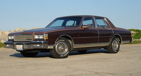 HemiPwr70 1988 Chevrolet Caprice's Photo Gallery at CarDomain