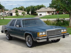 uwantbreadbais 1986 Ford LTD Crown Victoria