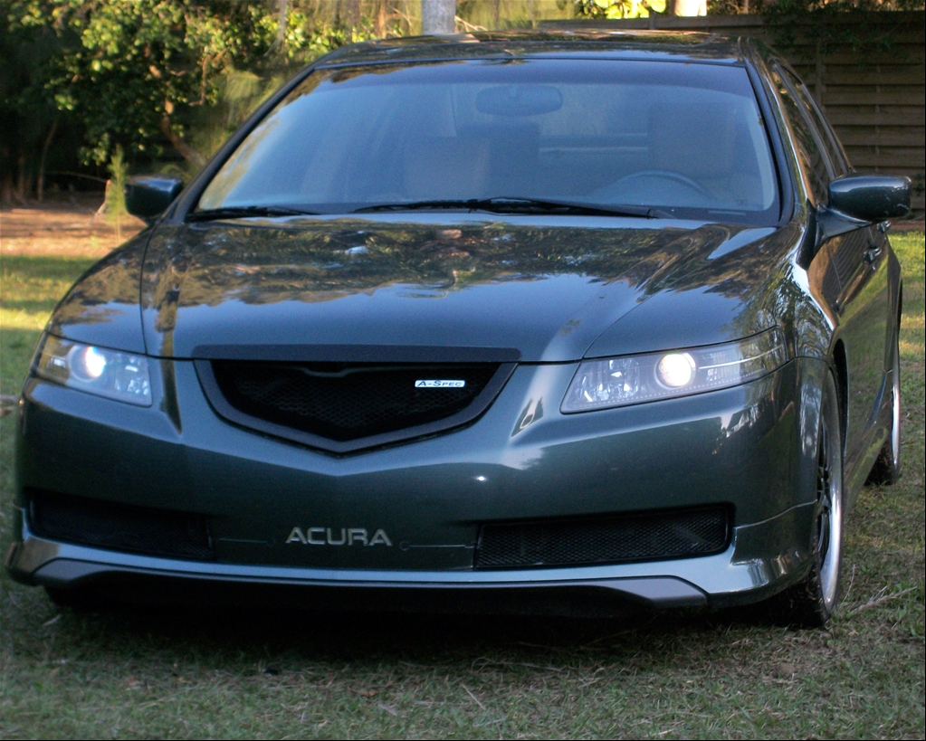 pics acura tl performance modifications autos weblog. Black Bedroom Furniture Sets. Home Design Ideas