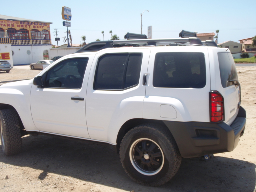 Hevak34 2008 Nissan Xterra Specs Photos Modification