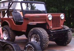 70smoparfamily 1953 Jeep CJ2A