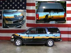 leeklimalas 1998 Ford Expedition