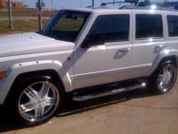youngblood334s 2006 Jeep Commander