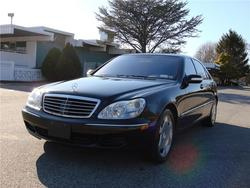 chrisathome2002s 2004 Mercedes-Benz S-Class