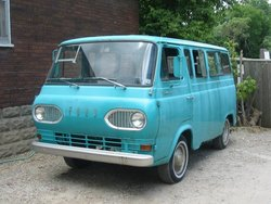 diamond_joe 1966 Ford Econoline E150 Passenger