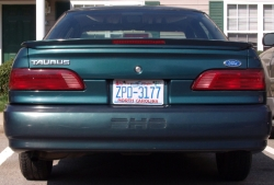 sixthstar85s 1995 Ford Taurus