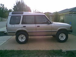 vlking 1996 Land Rover Discovery