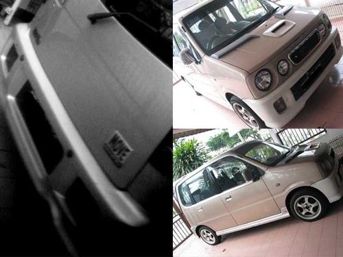 Another jyauluke 2003 Perodua Kenari post... - 10967103