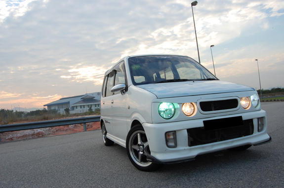 Another jyauluke 2003 Perodua Kenari post... - 10967117