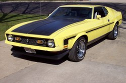 71Boss302FOUND 1971 Ford Mustang