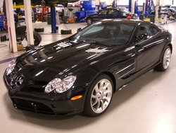 AutoAddiction 2007 Mercedes-Benz SLR McLaren