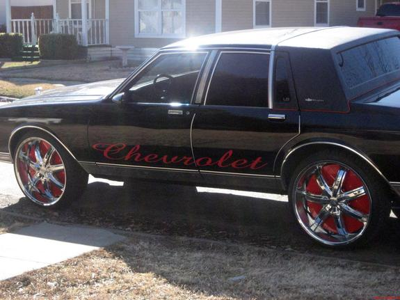 Another cee-o 1987 Chevrolet Caprice post... - 10968829